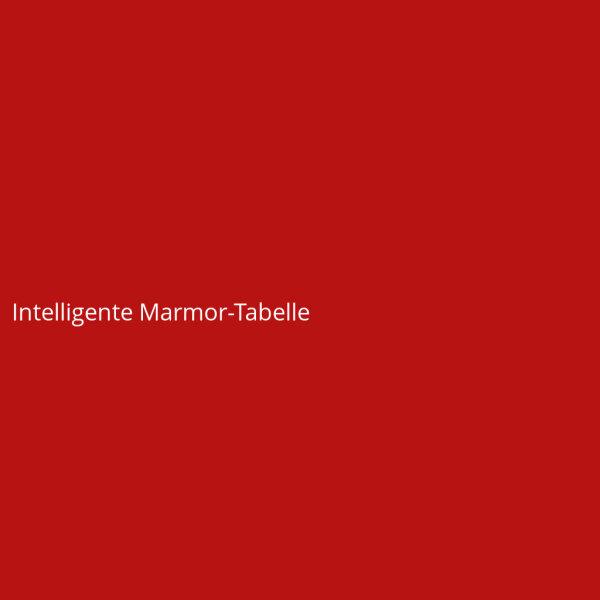 Intelligente Marmor-Tabelle